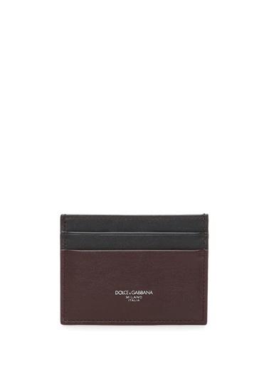 Dolce&Gabbana Kartlık Bordo